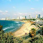 TEL AVIVAS: TRUMPAS GIDAS PO NIEKADA NEMIEGANTĮ IZRAELIO METROPOLĮ